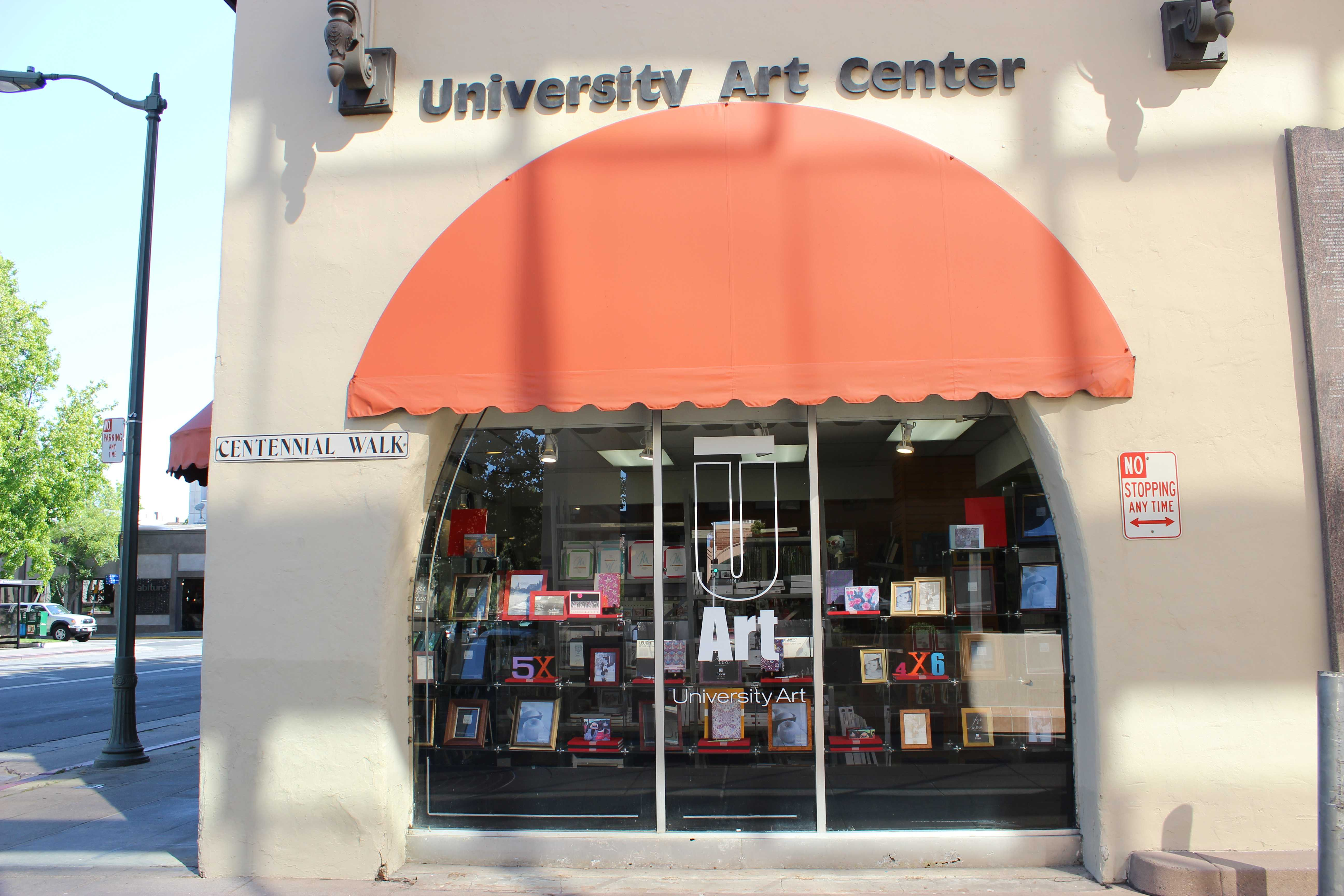 After 45 years of business in Palo Alto, University Art is relocating to Redwood City due to expensive rent.