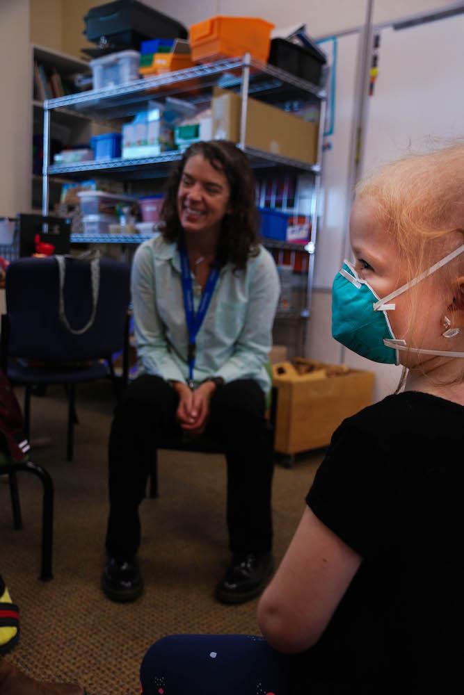 Lucile Packard Children's Hospital School: A One-room Hospital